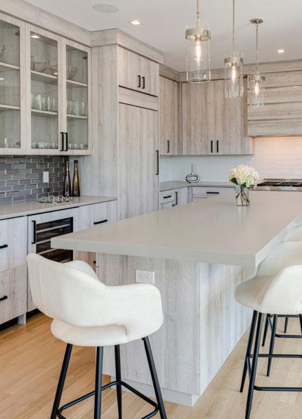 Coastal Chic Kitchen