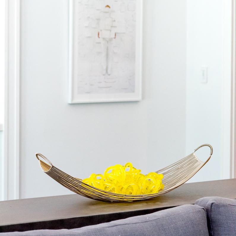 Basket Accessory Living Room Interior Design