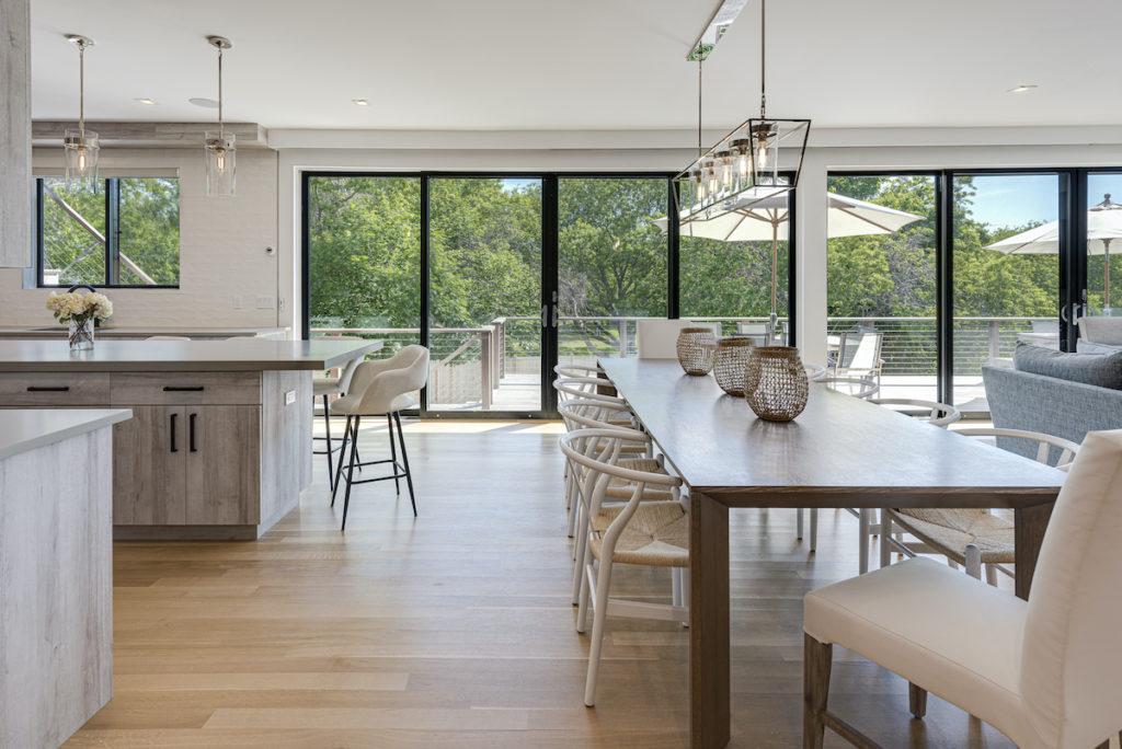 Kitchen Design Montauk Ny Dining Table