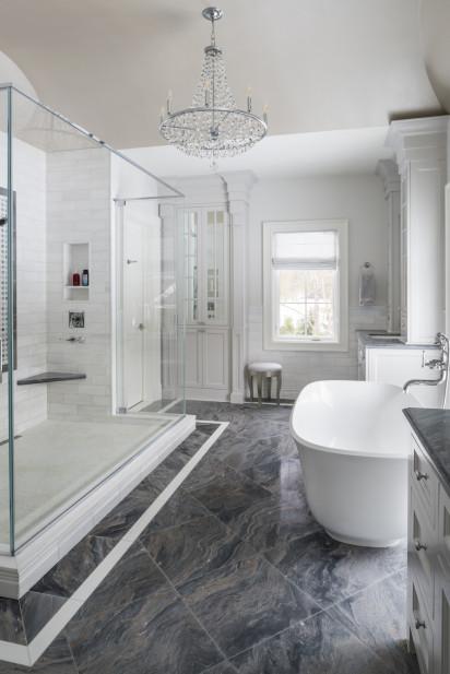bathroom-marble-flooring-lloyd-harbor-ny