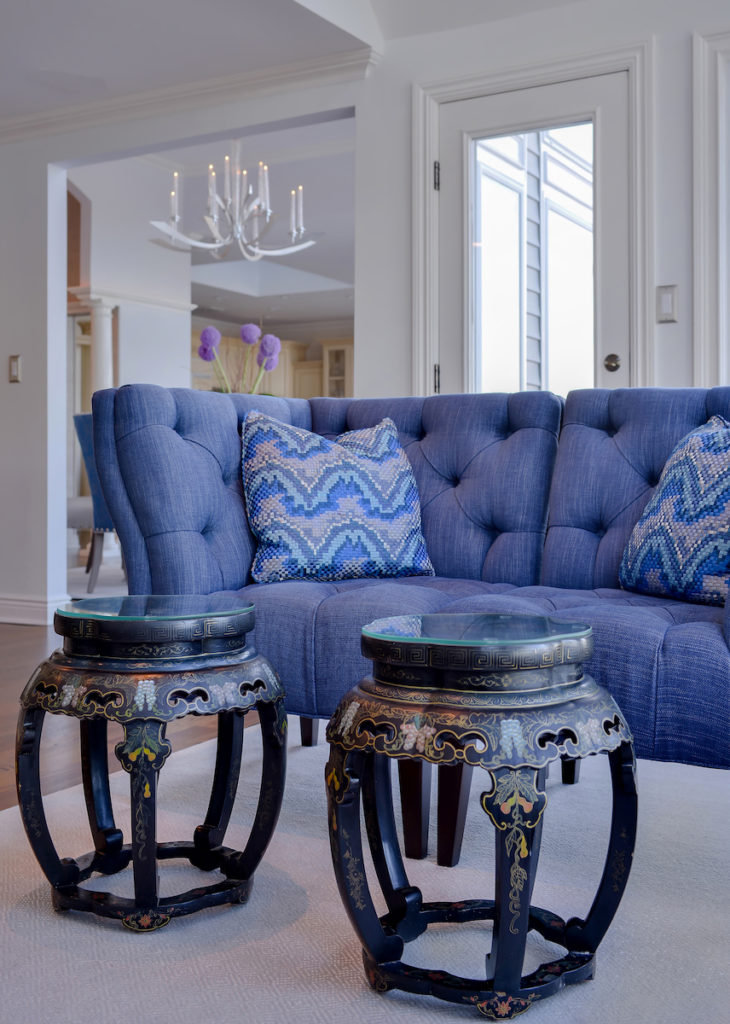 Heirloom Accent Tables
