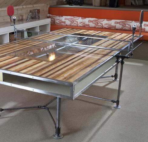 wooden-silver-ping-pong-table-interior-design