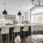 The Chic Abode Sands Point Kitchen View And Island